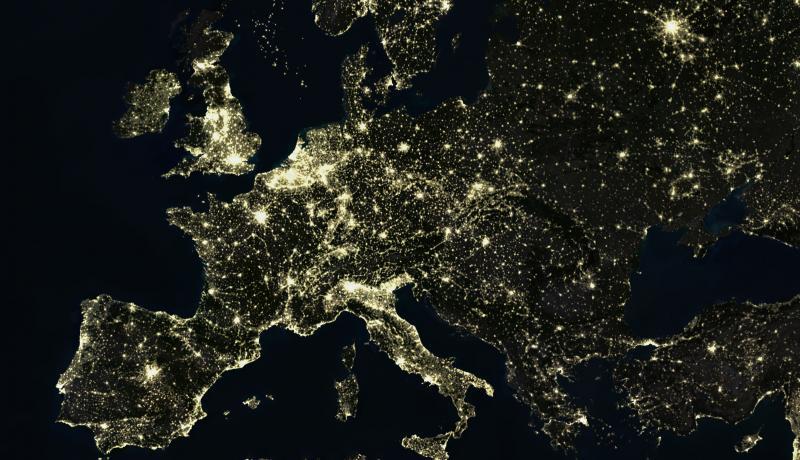 Európai éjszaka